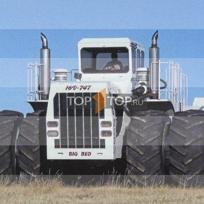 самый большой трактор
